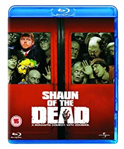 Shaun of The Dead [Blu-ray] [Import anglais]