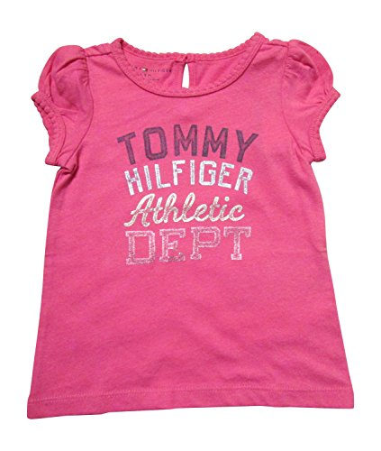 Tommy Hilfiger Baby Girls Capped Sleeve T-shirt