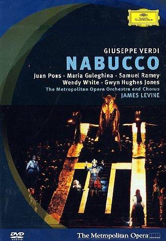 Nabucco (Levine) - Verdi - DVD