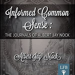 Informed Common Sense Audiobook