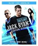 Image of Jack Ryan: Shadow Recruit (Blu-ray + DVD + Digital HD)