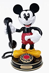 Telemania Mickey Mouse Animated Phone