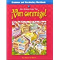 Ven Conmigo Grammar and Vocabulary: Level 2 (Holt Spanish: Level 2)