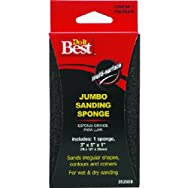 Ali Ind. 352608 Do it Best All-Purpose Sanding Sponge-36/80 SANDING SPONGE