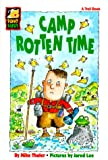 Camp Rotten Time (Funny Firsts) (0816730253) by Thaler, Mike