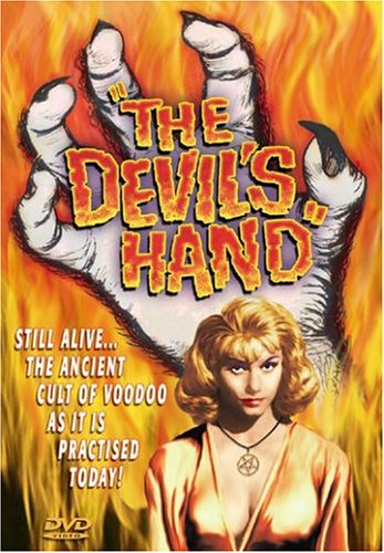 The Devil's Hand Cover