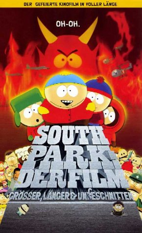 South Park - Der Film [VHS]