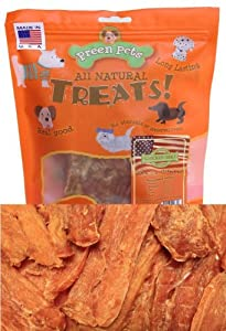 Limited Time Offer! Preen Pets Chicken Jerky USA 2lb.