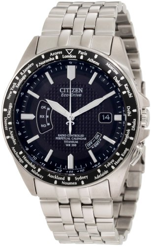 Citizen Men's CB0030-56E World Perpetual A-T Watch