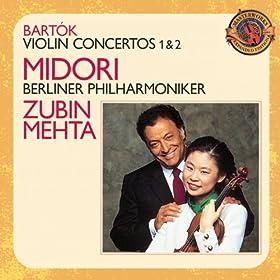Bart�k: Violin Concertos Nos. 1 & 2 [Expanded Edition]