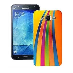 Zapcase Printed Back Case For Samsung Galaxy J7