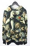 (シュプリーム)SUPREME ×アンダーカバー 【15ss】【Hooded Sweatshirt Pullover】 総柄プルオーバーパーカー(L/マルチ) 中古