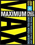 John Foster Maximum Page Design: Pushing the Boundaries of Page Layout Under Real World Limitations