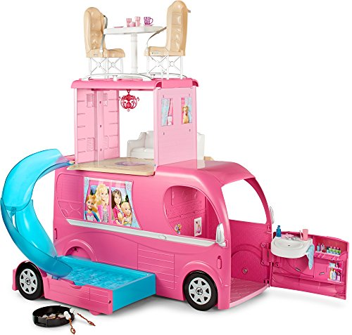 Barbie Pop-Up Camper Vehicle (Campers compare prices)