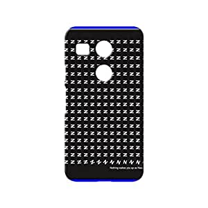 BLUEDIO Designer 3D Printed Back case cover for LG Nexus 5X - G6317