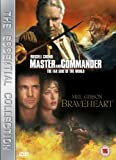 Master And Commander - The Far Side Of The World/Braveheart [DVD]