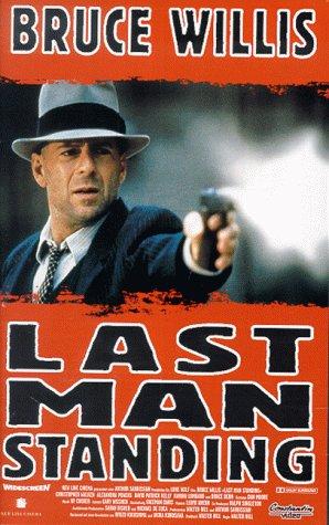 Last Man Standing [VHS]