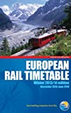 European Rail Timetable Winter 2013/14