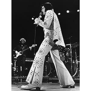 Amazon.com: Oriental Furniture Elvis Presley Las Vegas Jumpsuit Wall