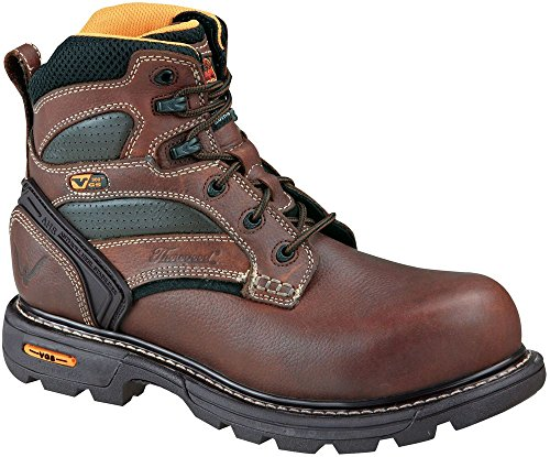 61a6246befd Thorogood Mens 6 Plain Toe Work Boots Check Price - WattsRLaurauil