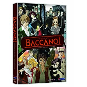 Baccano: The Complete Series (Viridian Collection) movie