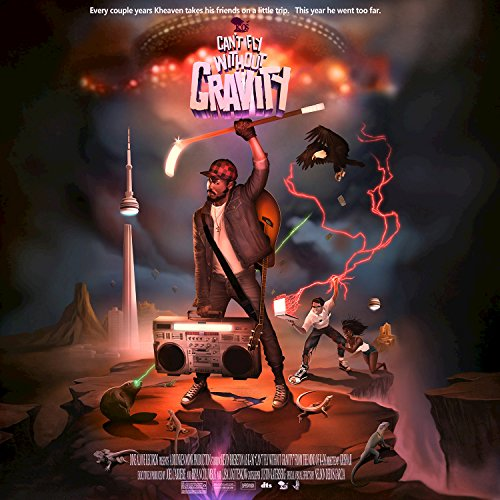 K-Os-Cant Fly Without Gravity-CD-FLAC-2015-PERFECT Download