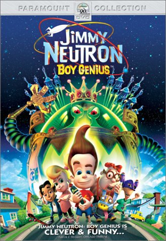 Cover art for  Jimmy Neutron - Boy Genius
