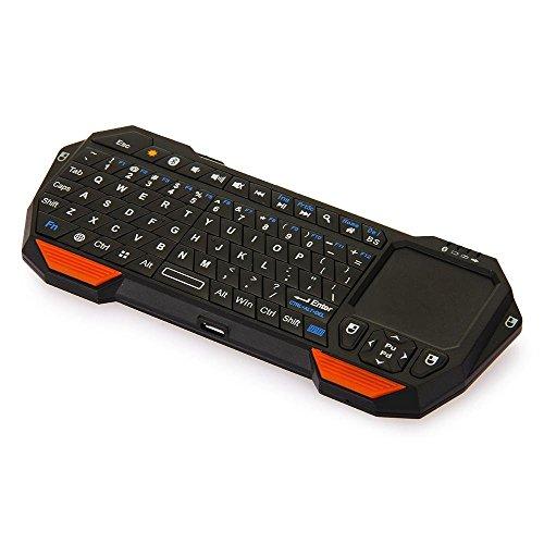 Mini Bluetooth 3.0 Tastiera Portatile Wireless 10mt per Android PC Computer