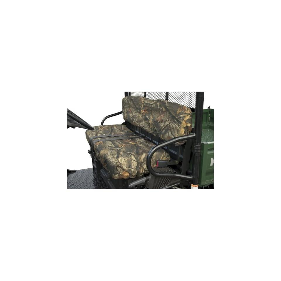 Classic Accessories QuadGear UTV Seat Cover (Hardwoods, Fits Kawasaki 2500/3000 Bench)