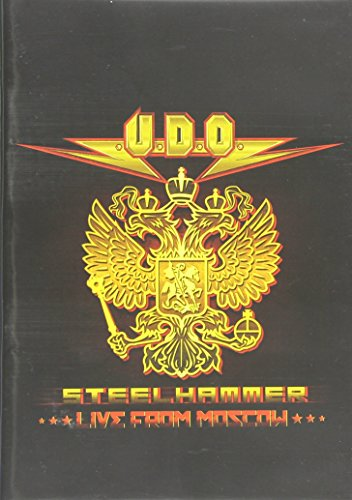 Steelhammer-Live From Moscow [Edizione: Francia]