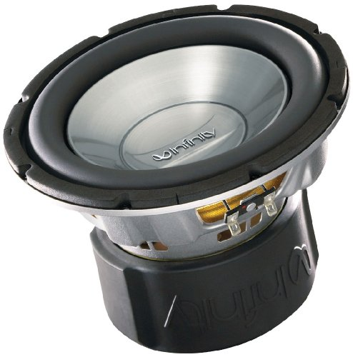 Infinity Reference 8-Inch 1,000-Watt High-Performance Subwoofer (Single Voice Coil)