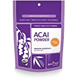 Navitas Naturals Organic Acai Powder, 8-Ounce Pouches