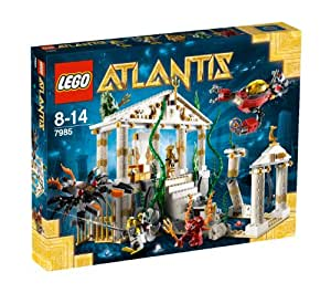 LEGO Atlantis 7985 La Ciudad de Atlantis
