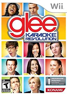 Karaoke Revolution Glee (Software) - Wii Standard Edition