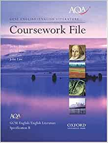 aqa coursework specification