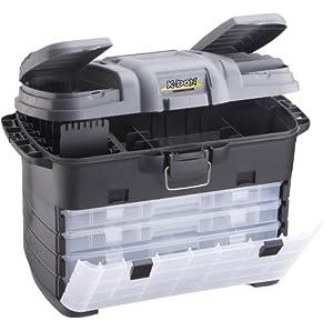 Buy Cormoran K-DON Tackle Box - Model 1007 by CORMORAN-Bags