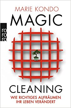 magic cleaning marie kondo 9783499624810 books. Black Bedroom Furniture Sets. Home Design Ideas
