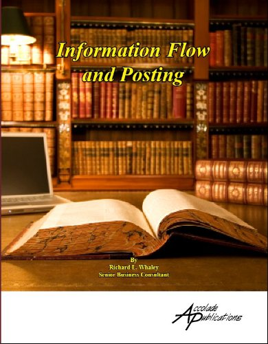 Information Flow And Posting In Ms Dynamics Gp