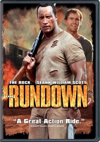 Sale alerts for Universal Studios The Rundown (Widescreen) (Bilingual) - Covvet