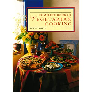 The Complete Book of Vegetarian Cooking