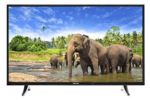 "MEDION LIFE X17030 MD 31183 108cm 43"" Zoll UHD Smart-TV, 4K Ultra HD, HD Triple Tuner DVBT-2 HD DVB-C DVB-S2, 1200MPI, WLAN, Bluetooth, CI+, DTS HD, EEK:A+, schwarz"