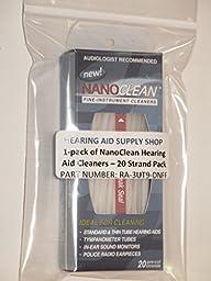 NanoClean Hearing Aid Cleaners