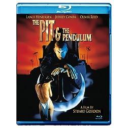 Pit & the Pendulum [Blu-ray]