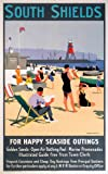 National Railway Museum Art Print, South Shields (36 x 28cm Art Prints/Posters)
