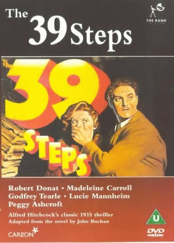 The 39 Steps (1935) [DVD]
