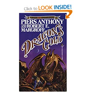 Dragon's Gold (Kelvin of Rud) Piers Anthony, Robert Margroff