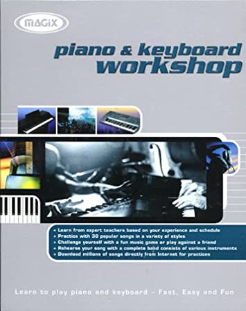 Magix Piano & Keyboard Workshop
