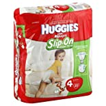 Huggies Diapers Pants, Size 4 (22-37 lb), Disney Baby, Jumbo 23 ct