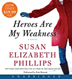 Heroes Are My Weakness Low Price CD: A Novel