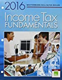 img - for Bundle: Income Tax Fundamentals 2016, Loose-Leaf Version, 34th + H&R Block Premium & Business Software + CengageNOW(TM)v2, 2 terms Printed Access Card book / textbook / text book